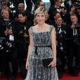 Valeria Bruni Tedeschi- Montée des marches de la Soirée 70ème Anniversaire lors du 70ème Festival International du Film de Cannes. Le 23 mai 2017. © Borde-Jacovides-Moreau / Bestimage