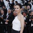 Virginie Ledoyen (robe Stella McCartney)- Montée des marches de la Soirée 70ème Anniversaire lors du 70ème Festival International du Film de Cannes. Le 23 mai 2017. © Borde-Jacovides-Moreau / Bestimage