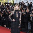 Céline Sallette- Montée des marches de la Soirée 70ème Anniversaire lors du 70ème Festival International du Film de Cannes. Le 23 mai 2017. © Borde-Jacovides-Moreau / Bestimage