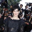 Clotilde Hesme- Montée des marches de la Soirée 70ème Anniversaire lors du 70ème Festival International du Film de Cannes. Le 23 mai 2017. © Borde-Jacovides-Moreau / Bestimage