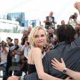 """Diane Kruger et Fatih Akin au photocall de """"Aus Dem Nichts (In The Fade)"""" lors du 70e Festival International du Film de Cannes, le 26 mai 2017. © Borde-Jacovides-Moreau/Bestimage"""