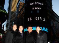 Le génial groupe Il Divo... sonne la cloche !
