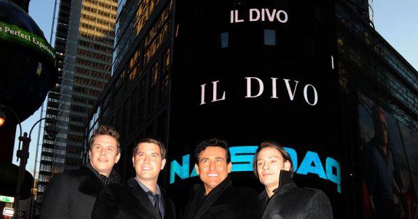 David miller t nor am ricain du groupe il divo new - Il divo news ...