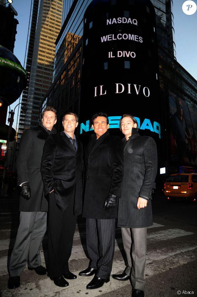 Le groupe il divo new york le 22 janvier pour sonner la - Il divo news ...