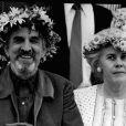 Ingmar Bergman nous a quittés le 30 juillet 2007. Ici avec sa femme Ingrid en 1988