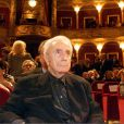 Michelangelo Antonioni, décédé le 30 juillet 2007, à l'âge de 94 ans