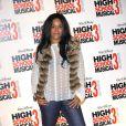Amel Bent lors de la première parisienne du film High School Musical en fin d'année dernière, a misé sur les UGG pour le tapis rouge. Une fausse bonne idée ?