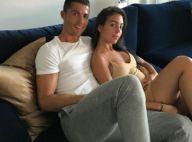 Cristiano Ronaldo bientôt papa ? Sa chérie Georgina affiche un ventre plat...