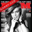 Carmen Electra sublime pour le magazine UMM