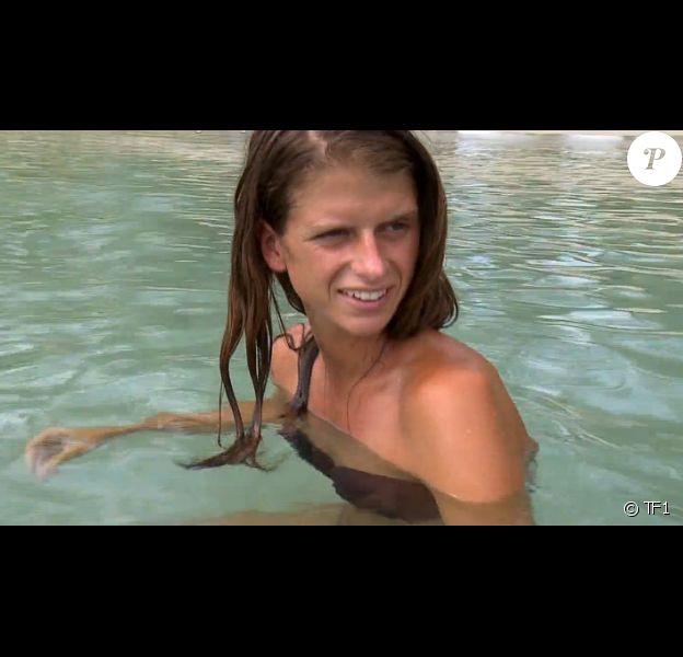 """Clémentine - """"Koh-Lanta Cambodge"""", épisode du 2 juin 2017 sur TF1."""