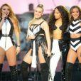 Les Little Mix lors du concert One Love Manchester, le 4 juin 2017