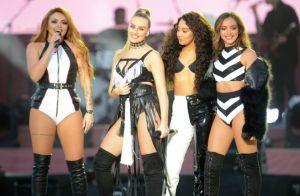 Little Mix suscite la polémique à Manchester, lors du concert hommage