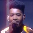 Les quatre talents ont ouvert la finale de The Voice 6 avec  I feel it coming , de The Weeknd et Daft Punk, sur TF1 le 10 juin 2017.