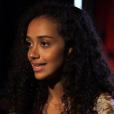 Lucie, la finaliste de Florent Pagny, a interprété  New York, New York  de Franck Sinatra lors de la finale de  The Voice 6  sur TF1 le 10 juin 2017.