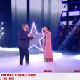 Nicola Cavallaro et Nolwenn Leroy ont interprété ensemble le titre  As  de George Michael et Mary J Blige pour la finale de  The Voice 6 , le 10 juin 2017 sur TF1.