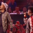 Lisandro Cuxi et Soprano ont interprété  Mon Everest , un titre du rappeur marseillais et Marina Kaye lors de la finale de  The Voice 6 , le 10 juin 2017 sur TF1.