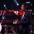 Vincent Vinel a interprété avec Calogero le morceau  Je joue de la musique , lors de la finale de  The Voice 6  sur TF1 le 10 juin 2017.