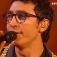Vincent Vinel et Mika ont chanté  Yesterday  des Beatles lors de la finale de  The Voice 6 , sur TF1 le 10 juin 2017.