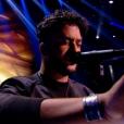 Slimane, gagnant de The Voice 5, est venu interpréter son nouveau titre  J'en suis là  lors de la finale de  The Voice 6  sur TF1 le 10 juin 2017.