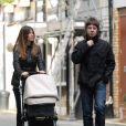 Noel Gallagher, sa femme et Donovan