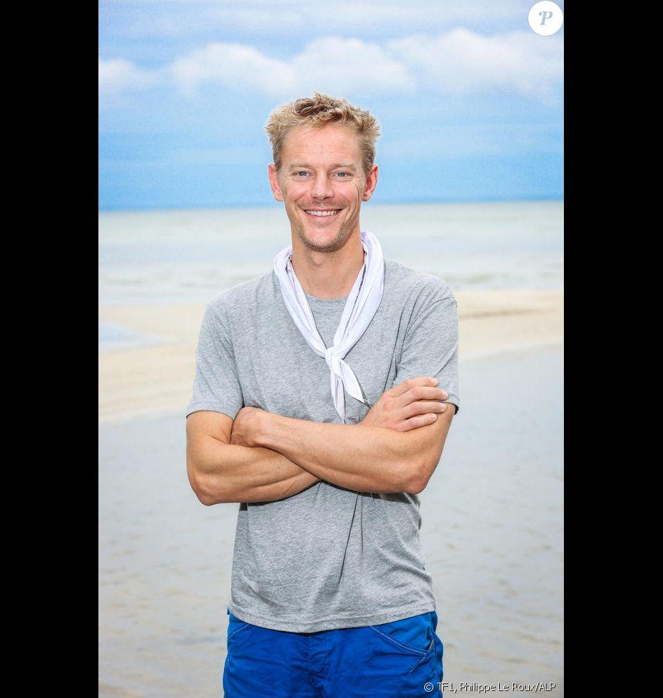 Sébastien, candidat de Koh-Lanta Cambodge, TF1