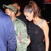 Selena Gomez, seins nus sous une robe transparente avec The Weeknd, fait le show