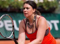 Marion Bartoli, transformée, affiche une nouvelle silhouette à Roland-Garros
