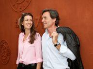 Anne-Claire Coudray et Nicolas Vix, amoureux passionnés à Roland-Garros