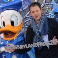 Marc-Olivier Fogiel - 25 ème anniversaire de Disneyland Paris à Marne-La-Vallée le 25 mars 2017 © Veeren Ramsamy / Bestimage