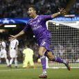 Cristiano Ronaldo lors de la finale de l'UEFA Champions League à Cardiff, le 3 juin 2017.
