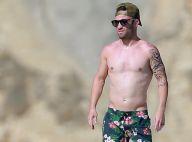 Mathieu Valbuena en charmante compagnie : La température grimpe à Ibiza