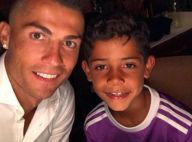 Cristiano Ronaldo : Relooking pour son fils qui devient son incroyable sosie