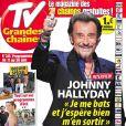 Retrouvez l'intégralité de l'interview de Johnny Hallyday dans le magazine TV Grandes Chaînes, le 12 juin 2017
