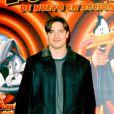 Brendan Fraser lors de l'avant-première de Looney Tunes à Madrid en 2003