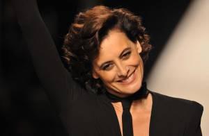 Inès de la Fressange, à 51 ans, mannequin surprise... chez Gaultier ! Trop belle !