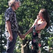Eliza Dushku fiancée: L'actrice de Buffy va épouser son chéri de 17 ans son aîné