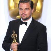 Leonardo DiCaprio, impliqué dans un scandale, doit rendre son Oscar