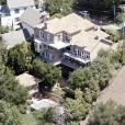 Demeure de Demi Moore et Ashton Kutcher à Beverly Hills