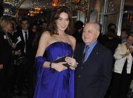 Carla Bruni, radieuse au dîner de la mode parmi les plus grandes stars...
