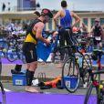 Image du Triathlon international de Deauville – Hoka One One le 24 juin 2017. © Giancarlo Gorassini / Bestimage