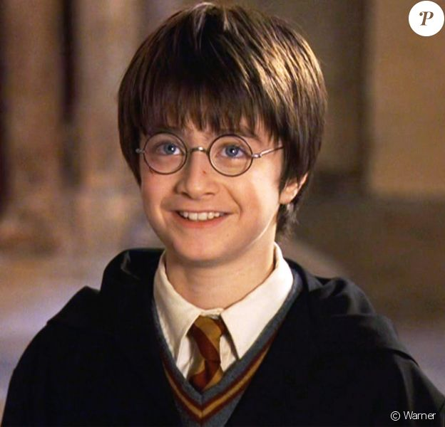 Harry Potter jeune