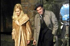 EXCLU : Nicole Kidman et Daniel Day-Lewis... une balade romantique au clair de lune !