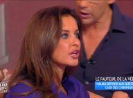 """Malika Ménard, """"nulle"""" pour Gilles Verdez : L'ex-Miss le remet à sa place..."""