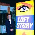"""""""BENJAMIN CASTALDI"""" - """"LOFT STORY"""" TELEVISION M6 A PARIS """"PLEIN PIED""""23/03/2001 -"""