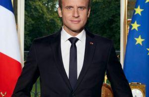 Emmanuel Macron : Le portrait officiel dévoilé !
