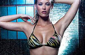 VIDEOS : Bar Refaeli, brûlante sirène en bikini : vous allez hurler en la voyant... Regardez !