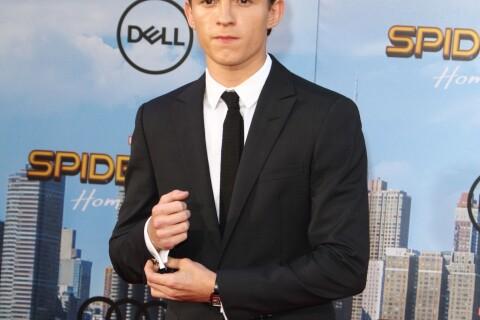 Tom Holland : Spider-Man obligé de porter un string sous son costume...