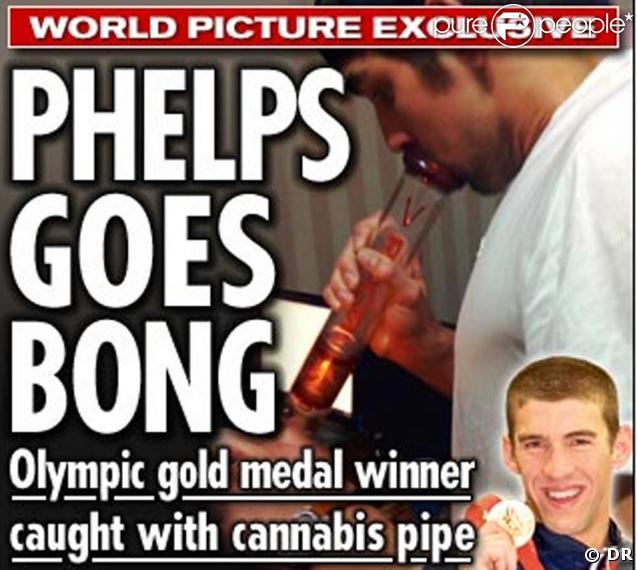 Michael Phelps et sa