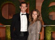 Andy Murray : Sa femme Kim est enceinte de leur deuxième enfant