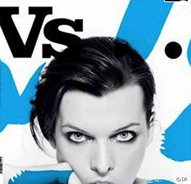 Milla Jovovich dans Vs Magazine